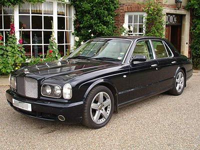 Reading Bentley Car Hire